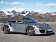 Описание Porsche 911 Turbo Cabriolet кабриолет поколение 2013г