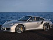 Porsche 911 Turbo Sкупе, поколение г.