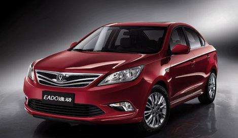 Фото Changan Eado седан, модельный ряд 2012г