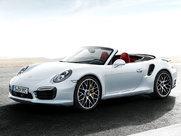 Porsche 911 Turbo S Cabrioletкабриолет, поколение г.