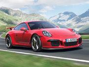 Описание Porsche 911 GT3 купе поколение 2013г