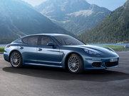 Описание Porsche Panamera 5-дверный хэтчбек поколение 2013г