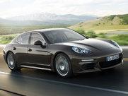 Описание Porsche Panamera S 5-дверный хэтчбек поколение г