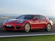 Описание Porsche Panamera GTS 5-дверный хэтчбек поколение 2013г