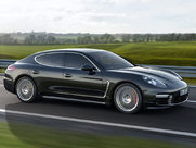 Описание Porsche Panamera Turbo 5-дверный хэтчбек поколение г