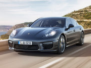 Описание Porsche Panamera Turbo S 5-дверный хэтчбек поколение г