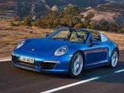 Описание Porsche 911 Targa кабриолет поколение г