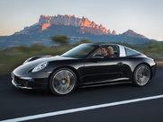 Porsche 911 Targa Sкабриолет, поколение г.