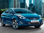 Hyundai Elantraседан, поколение г.