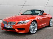 BMW Z4родстер, поколение г.