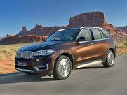 Описание BMW X5 5-дверный кроссовер поколение 2014г