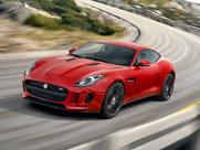 Описание Jaguar F-Type купе поколение г