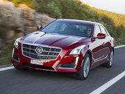 Описание Cadillac CTS седан поколение 2014г