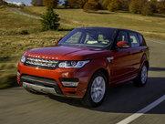 Описание Land Rover Range Rover Sport 5-дверный внедорожник поколение г
