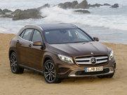 Описание Mercedes-Benz GLA 5-дверный кроссовер поколение 2011г