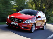 Описание Mercedes-Benz B-Class минивэн поколение 2013г