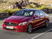 Описание Mercedes-Benz CLA, седан, поколение  г