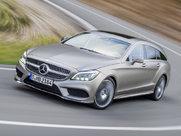 Описание Mercedes-Benz CLS Shooting Brake универсал поколение 2014г