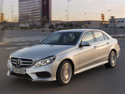 Описание Mercedes-Benz E-Class седан поколение 2014г