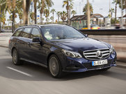 Описание Mercedes-Benz E-Class универсал поколение 2013г