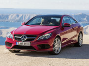 Описание Mercedes-Benz E-Class купе поколение 2013г