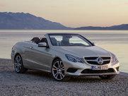 Описание Mercedes-Benz E-Class кабриолет поколение 2013г