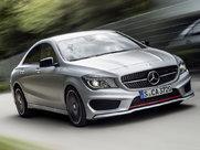 Mercedes-Benz CLA AMGседан, поколение г.