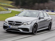 Описание Mercedes-Benz E-Class AMG седан поколение 2014г