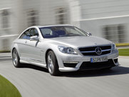 Описание Mercedes-Benz CL AMG купе поколение г