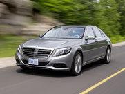 Описание Mercedes-Benz S-Class седан поколение 2014г