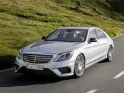 Описание Mercedes-Benz S-Class AMG седан поколение 2013г