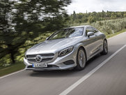 Описание Mercedes-Benz S-Class купе поколение 2013г