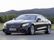 Описание Mercedes-Benz S-Class AMG купе поколение г