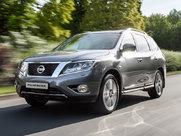 Описание Nissan Pathfinder 5-дверный внедорожник поколение 2015г