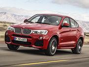 Описание BMW X4 5-дверный кроссовер поколение 2017г