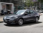 Описание Acura TLX седан поколение г