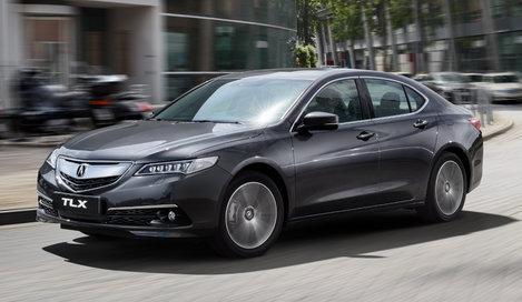 Фото Acura TLX седан, модельный ряд 2014г