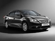 Описание Nissan Sentra седан поколение 2014г
