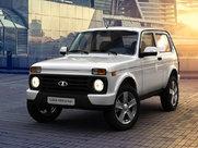 Описание Lada 4x4 Urban 3-дверный внедорожник поколение 2015г