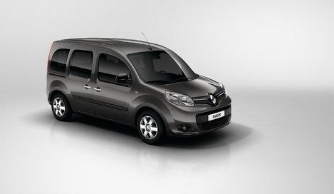 Фото Renault Kangoo минивэн, модельный ряд 2014г