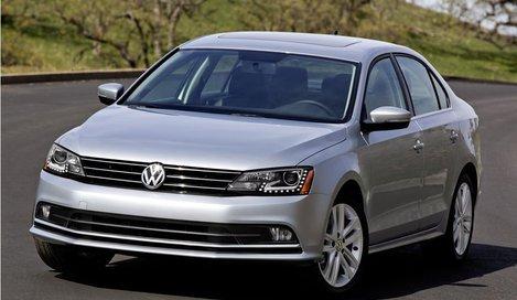 Фото Volkswagen Jetta седан, модельный ряд 2015г