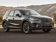 Описание Mazda CX-5 5-дверный кроссовер поколение 2016г