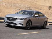 Описание Mazda 6 седан поколение 2016г