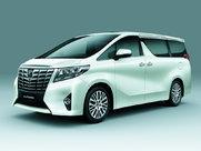 Toyota Alphardминивэн, поколение г.