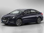Hyundai i40седан, поколение г.