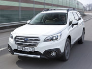 Subaru Outbackуниверсал, поколение г.