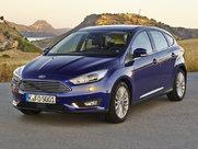Описание Ford Focus 5-дверный хэтчбек поколение 2015г