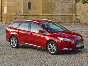 Описание Ford Focus универсал поколение 2015г