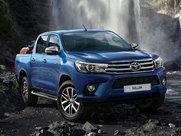Описание Toyota Hilux пикап поколение 2018г