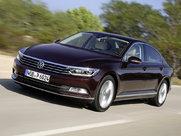 Описание Volkswagen Passat седан поколение г